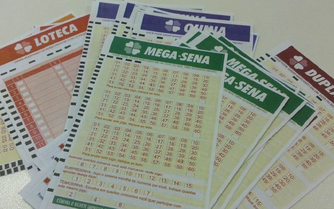 produtos lotéricos